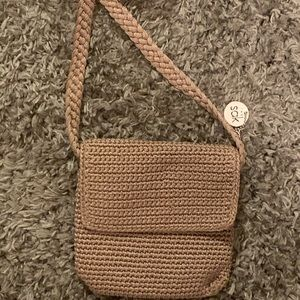 The Sak Mini crossbody bag